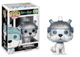 POP Animation Rick and Morty Snowball Vinyl Figure