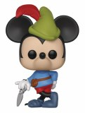 POP Disney Mickey 90th Brave Little Tailor Vinyl Figure