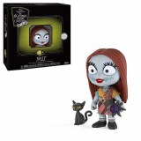5 Star Nightmare Before Christmas Sally Vinyl Figure