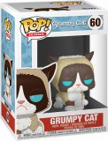 POP Icons Grumpy Cat Vinyl Figure