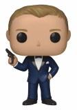 POP Movies 007 James Bond Casino Royale James Bond Daniel Craig Vinyl Figure