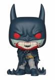 POP DC Heroes Batman 80th Anniv Red Rain Batman Vinyl Figure