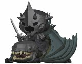 POP Rides Lord of the Rings Witch King on Fellbeast Vinyl Figure