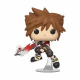 POP Disney Kingdom Hearts III Sora with Ultima Weapon Vinyl Figure