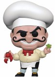 POP Disney The Little Mermaid Chef Louis Vinyl Figure