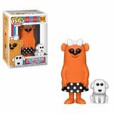POP Ad Icons Otter Pops Little Orphan Orange Vinyl Figure