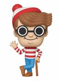 POP Books Where's Waldo Waldo Vinyl Figure