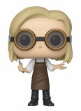 POP TV Doctor Who 13th Doctor w/Goggles Vinyl Figure