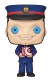 POP TV Doctor Who The Kerblam Man Vinyl Figure