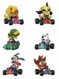 Crash Bandicoot Crash Team Racing Vinyl Mini Figure