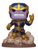 POP Marvel Thanos Snap 6-Inch PX Deluxe Vinyl Figure