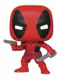 POP Marvel 80 Years Deadpool First Appearance Vinyl Figure