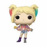 POP DC Heroes Birds of Prey Movie Harley Quinn Caution Tape Entertainment Earth Exclusive Vinyl Figure w/ Trading Card