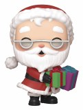 POP Christmas Peppermint Lane Santa Claus Vinyl Figure