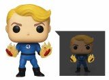 POP Marvel Fantastic Four Specialty Series Human Torch GiD Vinyl Figure