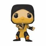POP Games Mortal Kombat Scorpion Vinyl Figure