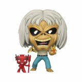 POP Rocks Iron Maiden Number of the Beast Eddie Vinyl Figure