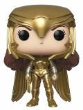 POP DC Heroes Wonder Woman 84 Golden Armor Wonder Woman Vinyl Figure