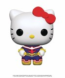 POP Animation My Hero Academia Hello Kitty All Might Vinyl Figure