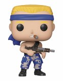 POP Games Contra Bill Rizer Vinyl Figure