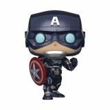POP Marvel GamerVerse Avengers Captain America Vinyl Figure