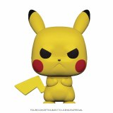 POP Games Pokemon Angry Pikachu Vinyl Figure