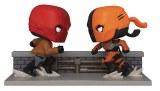 POP DC Heroes Red Hood Vs Deathstroke SDCC 2020 PX Exclusive Comic Moment Vinyl Figure Set