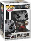 POP Games Critical Role Vox Machina Grog Strongjaw Vinyl Figure