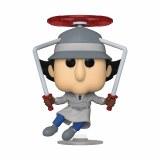 POP Animation Inspector Gadget Flying Inspector Gadget Vinyl Figure