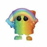 POP Animation Pride SpongeBob Squarepants Rainbow Vinyl Figure