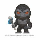 POP Movies Godzilla Vs Kong Kong w/ Battle Axe Vinyl Figure