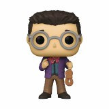 POP Retro Toys Clue Professor Plum with the Rope Vinyl Figure