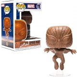 POP Marvel Spider-Man EE Exclusive Wood Deco Vinyl Figure
