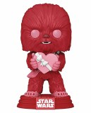 POP Star Wars Chewbacca Valentines Vinyl Figure