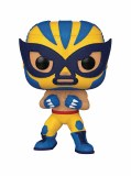 POP Marvel Lucha Libre El Animal Indestructible Vinyl Figure