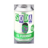 Vinyl Soda Marvel Luchadores El Furioso Hulk Vinyl Figure