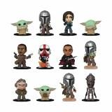 Star Wars The Mandalorian Mystery Minis Regular Edition Blind Box Figure