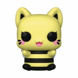 POP Funko Tasty Peach Queen Bee Meowchi Vinyl Figure