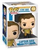 POP TV Star Trek The Original Series Captain Kirk Mirror Mirror Version Vinyl Figure