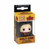 Pocket POP The Suicide Squad Movie Harley Quinn Bodysuit Vinyl Keychain