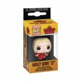 Pocket POP The Suicide Squad Movie Harley Quinn Damaged Dress Keychain