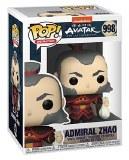 POP Animation Avatar The Last Airbender Admiral Zhao Vinyl Figure