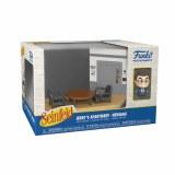 Seinfeld Mini Moments Newman w/ Diorama Set