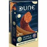 Dune Board Game Ixians and Tieilaxu House Expansion
