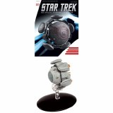 Star Trek Starships Fig Mag #127 Eymorg Ion Drive Ship