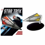 Star Trek Starships Fig Mag #129 Tholian Ship TOS Remastered