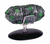 Star Trek Starships Fig Mag #130 Borg Probe
