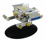 Star Trek Starships Fig Mag #140 Starfleet Tug