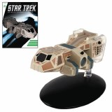 Star Trek Starships Fig Mag #76 Neelixs Ship Baxial