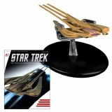 Star Trek Starships Fig Mag #81 Xindi Reptilian